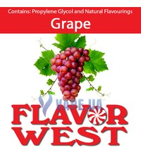 FlavorWest Grape (Виноград), 10 мл.