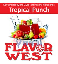 FlavorWest Tropical Punch (Тропический пунш), 5 мл.