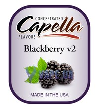 Capella - Blackberry V2 (Ежевика), 5 мл.
