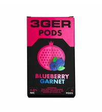 3Ger Pods Cartridge 50 мг 1 мл 4 шт Blueberry Garnet