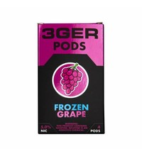 3Ger Pods Cartridge 50 мг 1 мл 4 шт Frozen Grape