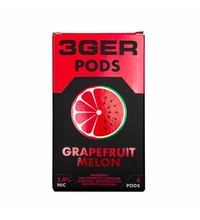3Ger Pods Cartridge 50 мг 1 мл 4 шт Grapefruit Melon