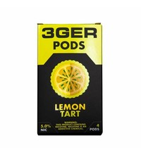 3Ger Pods Cartridge 50 мг 1 мл 4 шт Lemon Tart