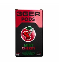 3Ger Pods Cartridge 50 мг 1 мл 4 шт Mint Cherry