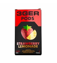 3Ger Pods Cartridge 50 мг 1 мл 4 шт Strawberry Lemonade