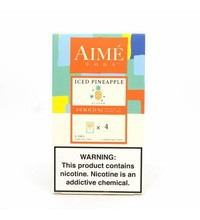 Aime Pods Cartridge 50 мг 0.9 мл 4 шт Iced Pineapple