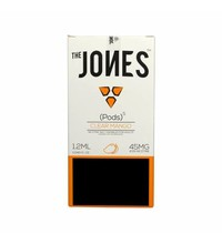 Jones Pods Cartridge 45 мг 1.2 мл 5 шт Clear Mango
