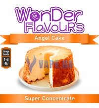 Wonder Flavours (SC) - Angel Cake (Ангел торт), 10 мл.