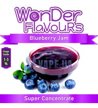 Wonder Flavours (SC) - Blueberry Jam (Черничный джем), 10 мл.