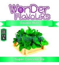 Wonder Flavours (SC) - Double Mint (Двойная мята), 5 мл.