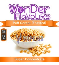 Wonder Flavours (SC) - Puff Cereal (Frosted) (Колечки), 5 мл.