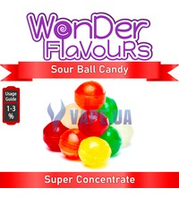 Wonder Flavours (SC) - Sour Ball Candy (Кислая конфета), 10 мл.