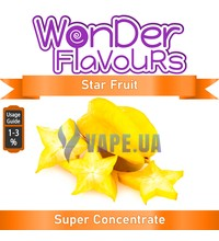 Wonder Flavours (SC) - Star Fruit (Карамболь), 5 мл.