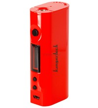 KangerTech KBOX 75W Mini TC Mod, red