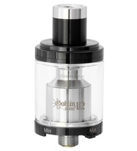 UD Goblin Mini V2 RTA Tank Atomizer - 3ml, black