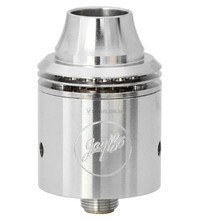 WISMEC - Indestructible RDA, silver