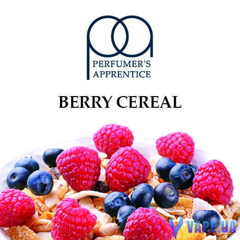 Ароматизатор TPA/TFA - Berry Cereal (Crunch) (Ягодные Хрустяшки), 30 мл
