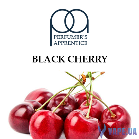 Ароматизатор TPA/TFA - Black Cherry (Черешня), 10 мл