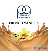TPA/TFA - French Vanilla (Французская Ваниль), 10 мл