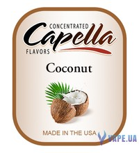 Capella - Coconut (Кокос), 10 мл