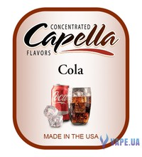 Capella - Cola (Кола), 10 мл