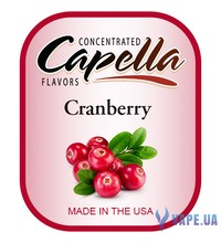 Capella - Cranberry (Клюква), 30 мл
