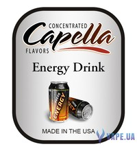 Capella - Energy Drink (Энергетик), 30 мл