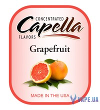 Capella - Grapefruit (Грейпфрут), 10 мл