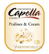 Capella - Pralines and Cream (Пралине и Крем), 10 мл