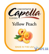 Capella - Yellow Peach (Персик), 30 мл